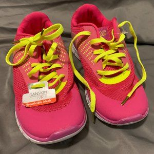 Danskin Pink Athletic Shoe - Running/Walking
